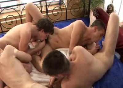 Orgy With Chess Players