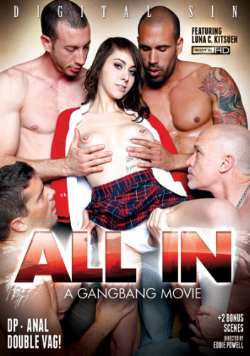 All In - A Gangbang Movie (2013) DVDRip