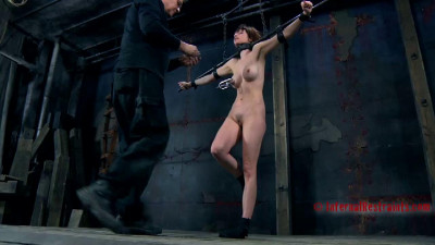 infernalrestraints Foot Girl Featuring Emily Marilyn