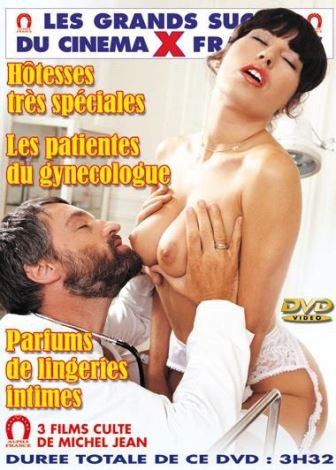 AFrance - Les Patientes Du Gynecologue (1984) (Blue One)