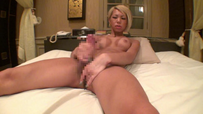 Blonde Tranny Girl In Hot Spring Pounding