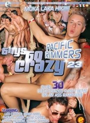Guys Go Crazy 23: Pacific Rimmers