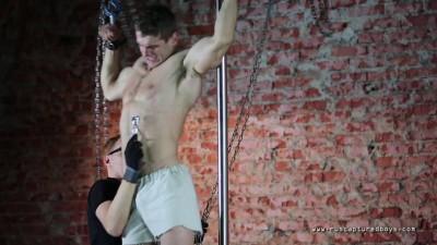 The Training of Slave Zhenya — Part II