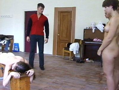 Russian Slaves Vol.41 – Sport School In Moscow