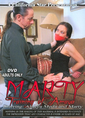 California Star - Marty Training Of Amaya DVD
