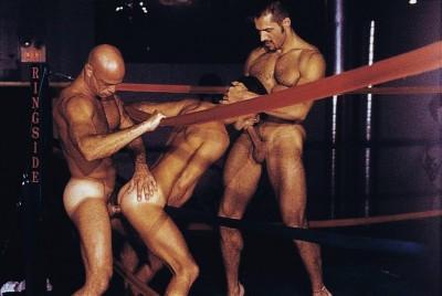 Addison Scott, Arpad Miklos, Eric Leneau