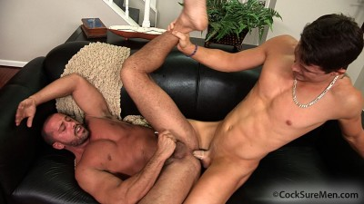 Billy Santoro & Seth Treston Bareback
