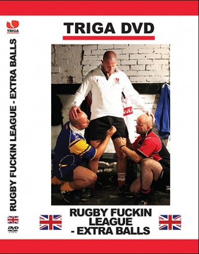 Rugby Fuckin League -Extra Balls