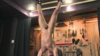 DreamBoy Bondage - Rex - Three Days of Pain, Part 5