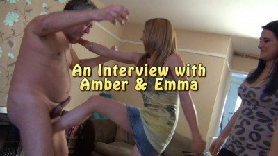 Amber And Emma Interview