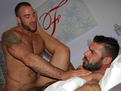 SHomme — Spencer Reed pounds Alex Marte in Daydreaming