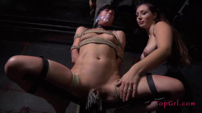 Hot Tears Part 2 Elise Graves - BDSM, Humiliation, Torture