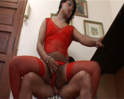 Tranny And Her Toys