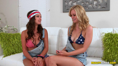Shae Summers, Alli Rae - Country lust FullHD 1080p