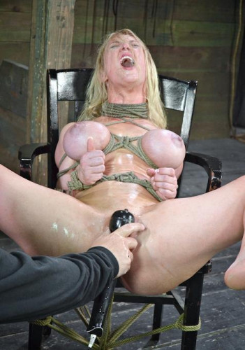 Another Bondage Legend taking the cock