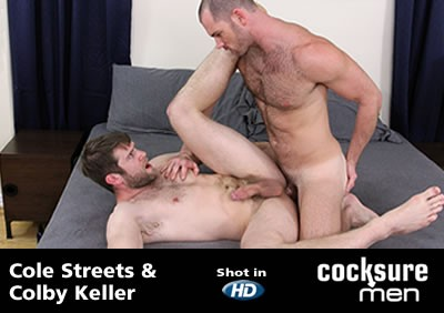 Cole Streets & Colby Keller