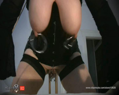 SlaveM  – Clip4sale – Lush Lady Torments His Body