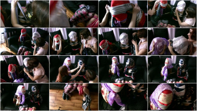 Scarfetish Videos – Scarf Bondage