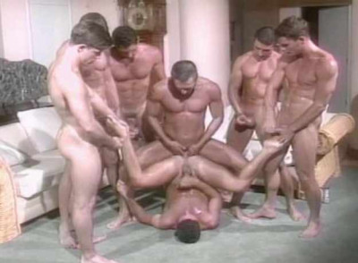 Group Sex With Muscle Fuckers