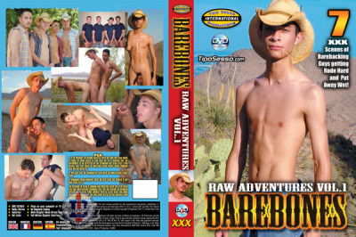 Barebones Raw Adventures vol. 1