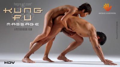 Hegre-Art — Yanka — Kung Fu Massage