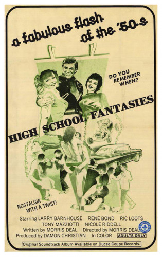 High School Fantasies (1974)