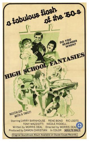 High School Fantasies (1974)