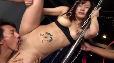 Key Ring Nipples Pierced Hentai Girl