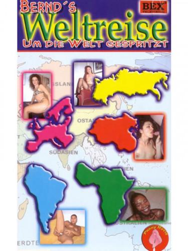 Brend's Weltreise Um Die Welt Gespritzt (Trip Around The World) (De)