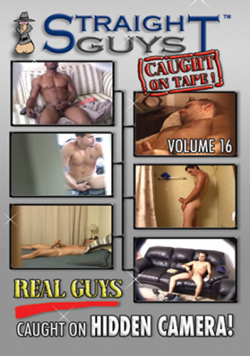 Straight Guys Caught on Tape vol.16