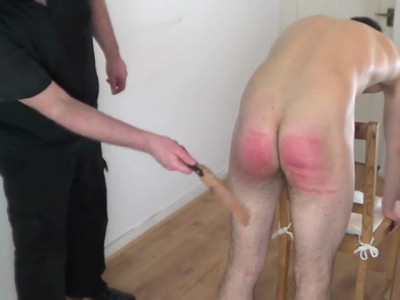 Oliver Birthday Spanking Part 2