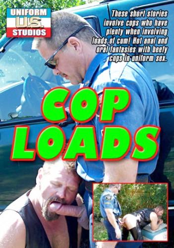 """Cop Loads """"Uniform Studio&quot , twink party jackoff."""