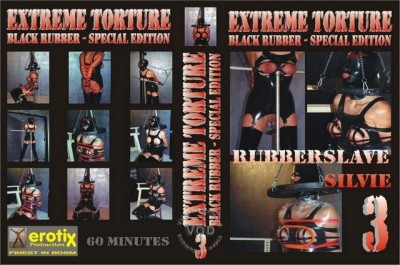 Extreme Torture  Black Rubber 3