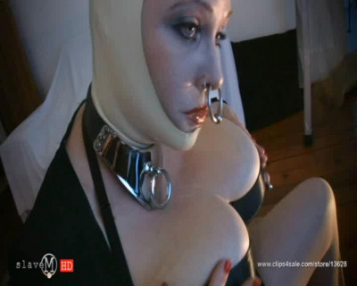 SlaveM  / clip4sale - Lush lady torments his body