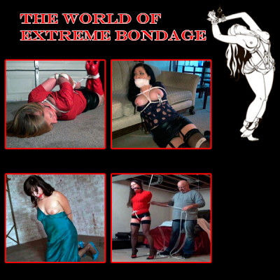 The world of extreme bondage 108