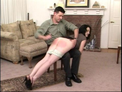 Alex With Stern Resolution, Until Each Offender's Bottom Is Spanked Scarlet