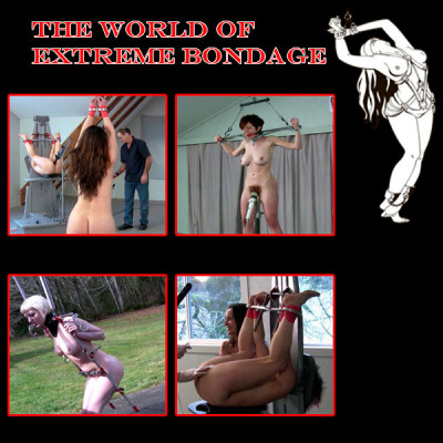 The world of extreme bondage 55