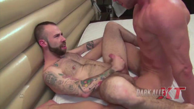 DarkAlleyXT Fucked And Left — Diego Cenna, Angel Garcia