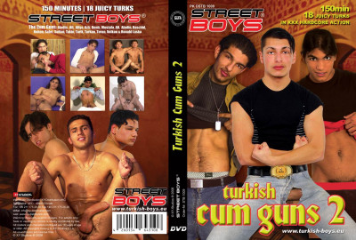 [Turkish Boys] Turkish Cum Guns Vol. 2