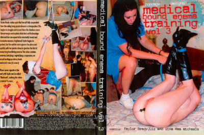 Medical Bound Enema Training 3
