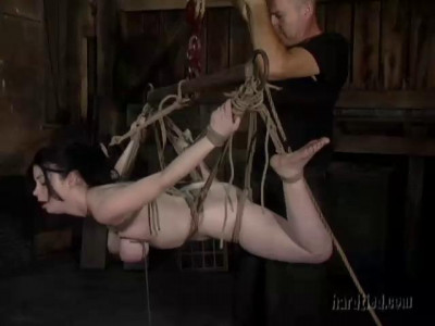 These Young Slaves Are Left Bound And Helpless