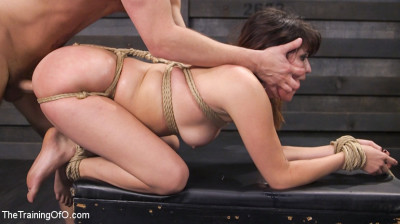 Disciplined For Dick: Slave Training Raquel Roper!