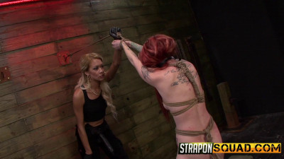 StraponSquad – Mar 17, 2015 – Sheena Rose's Strapon Whore Training Session