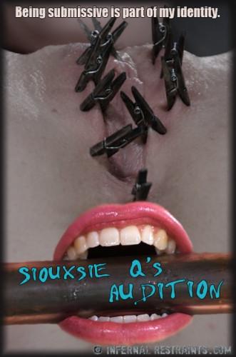 Siouxsie Q — Siouxsie Q's Audition