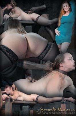 SB – Aug 10, 2015 – Bella Rossi's BaRS Show Continues With Breathplay Rough Fucking And