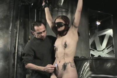 Rick Savage – Hanging Torment 4 Lauren