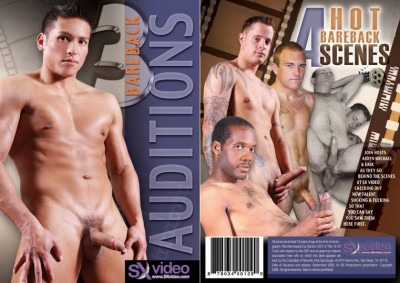 Bareback Auditions 3 (2008)
