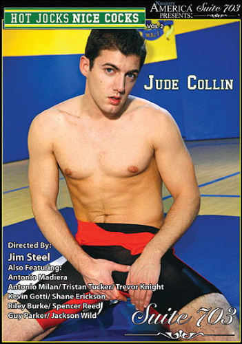 Hot Jocks Nice Cocks — Volume 2