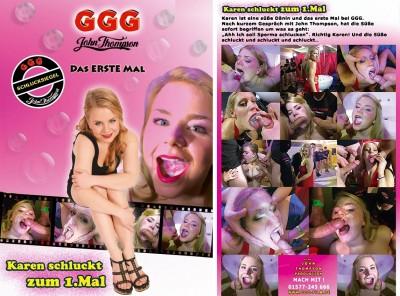 GGG - Das Erste Mal - Karen Schluckt Zum 1. Mal