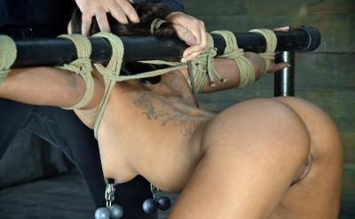 Leilani Leeane-Skull-Fucked-Ass-Fucked-Bondage-Fucked